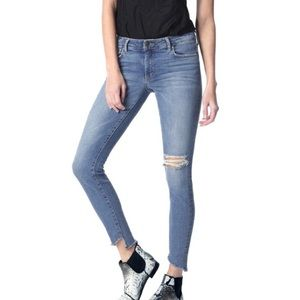 Joe's The Blondie Mid Rise Skinny Ankle Jeans